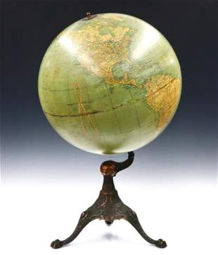 Globe in Stand