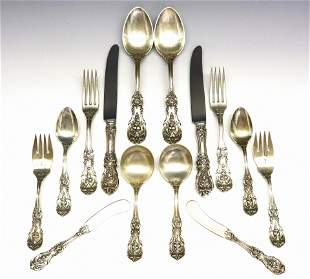 86 Reed & Barton Francis I Sterling Pieces