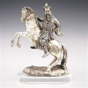 Chinese Emperor Figure