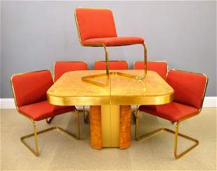 Brueton Dining Set