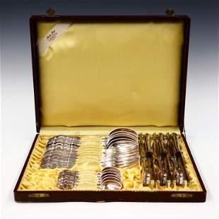 German Hanseat Silverplate Cutlery