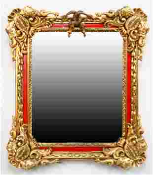 Dali Melting Faces Mirror