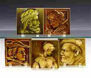 5 American Tiles