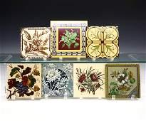 7 English Tiles