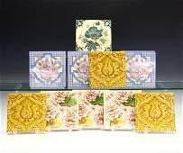 10 English Tiles