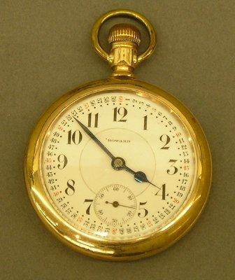 2: Howard pocket watch
