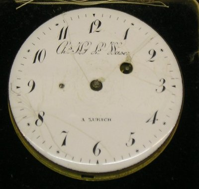 12: Swiss Repeater watch movement