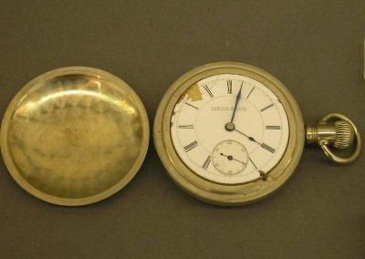 13: Rockford/Joseph Miller, Ypsilanti pocket watch