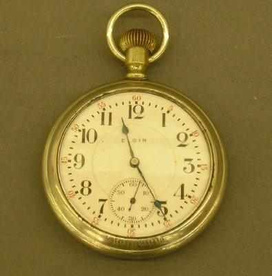 14: Elgin 19 jewel pocket watch