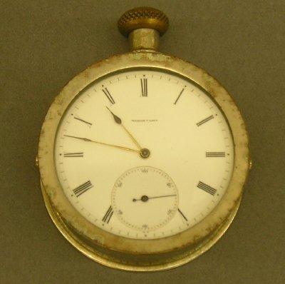 18: William Ladd pocket watch