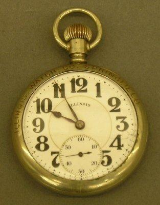 19: Bunn Special Railroad watch
