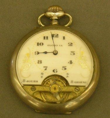 20: 8-day pocket watch
