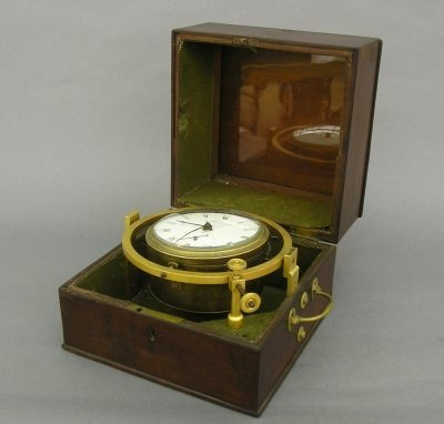 186: Margetts Marine Chronometer