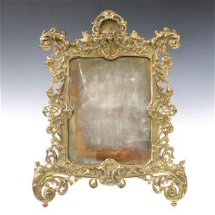 Bradley & Hubbard Mirror Frame