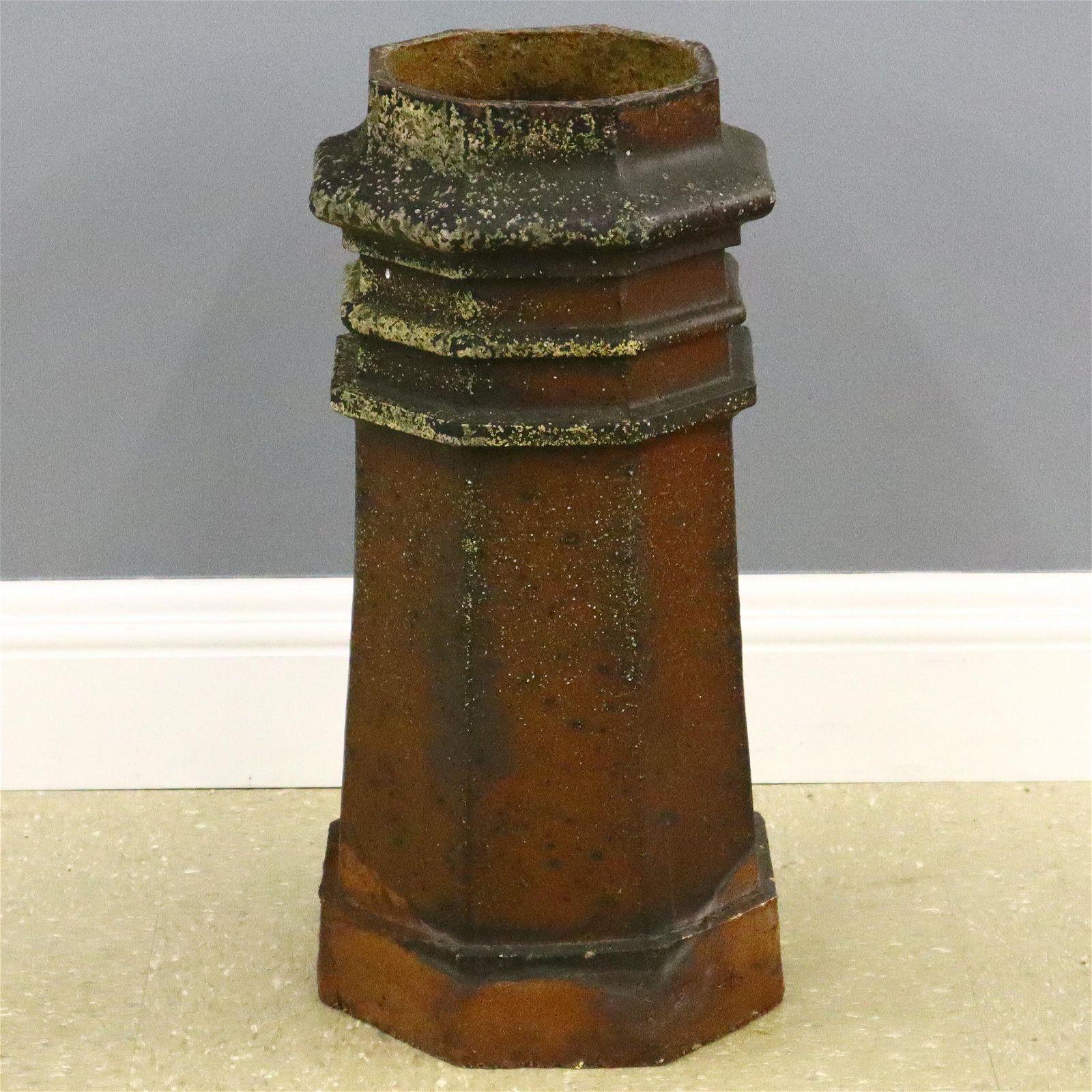 British Chimney Pot