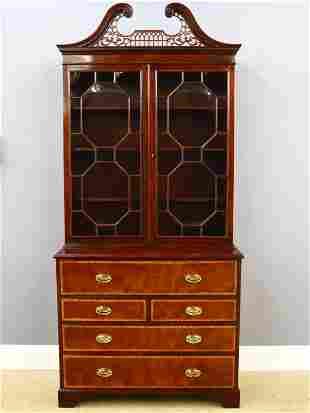 Baker Secretary Bookcase