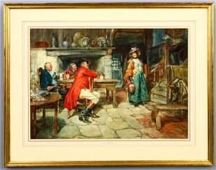 Arthur D. McCormick Watercolor