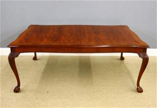 Chippendale style Dining Table