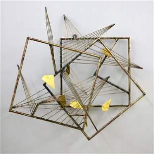 Wall Sculpture, attrib. S. Seandel