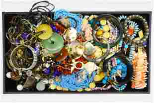 37 Pieces of Costume Jewelry