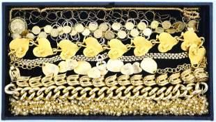 10 Pieces of Designer Jewelry