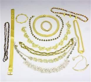 13 pcs of Costume Jewelry