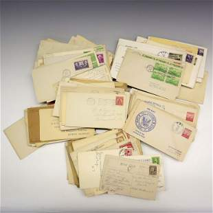 Group of Military Covers & Correspondence