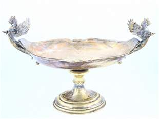 Silver Plated Centerpiece