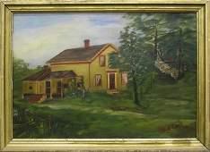 114: Folk painting
