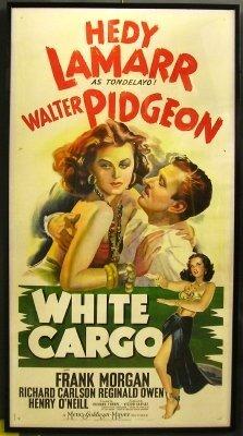 1: White Cargo poster