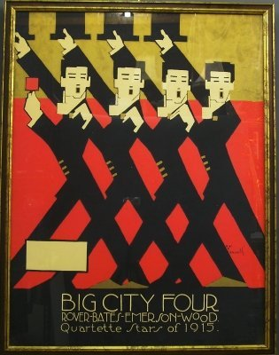 2: Iannelli Big City Four poster