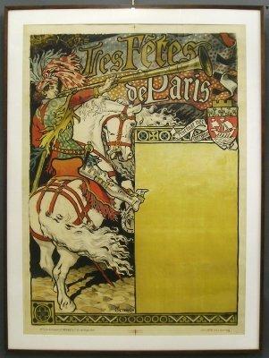 4: Tres Fetes de Paris poster