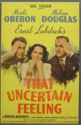 6: That Uncertain Feeling poster