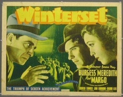 8: Winterset poster