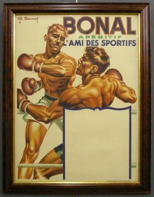 9: Bonal Aperitif poster