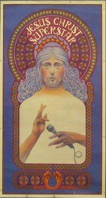 10: Jesus Christ Superstar poster