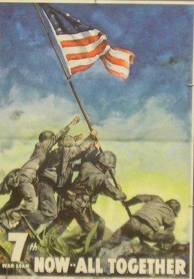 13: 5 War bond posters