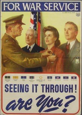 17:4 War bond posters