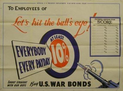 18: 4 War bond posters