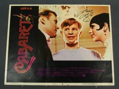 23: Cabaret lobby card