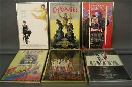 35 6 Theatre Lobby Cards