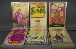 38 6 Theatre Lobby Cards