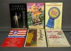 49 6 Theatre Lobby Cards