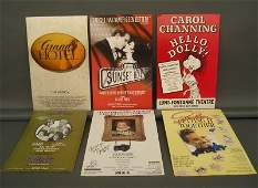51 6 Theatre Lobby Cards