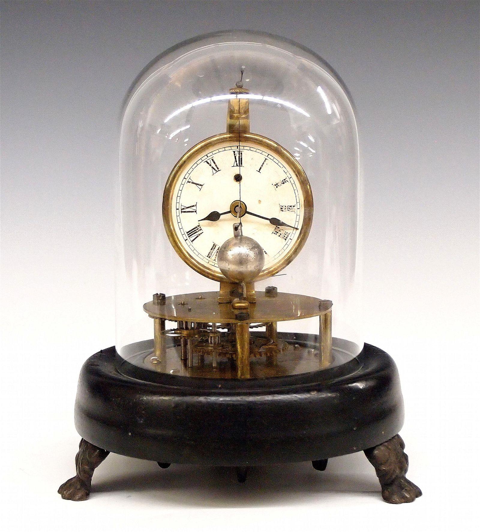 E.N. Welch Briggs Rotary Clock