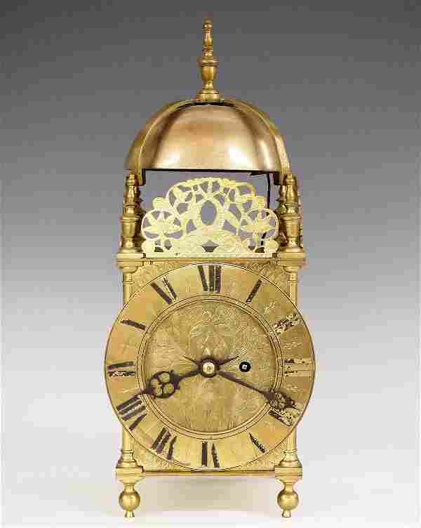 British Lantern Clock