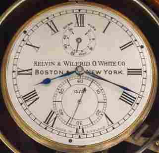 English Ship's Chronometer