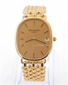 18k Patek Philippe Wristwatch