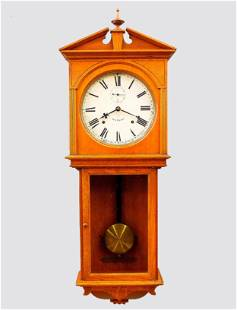 Seth Thomas Umbria Wall Clock