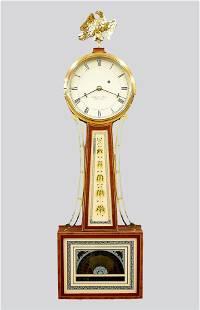 Campos & Hynes Banjo Clock